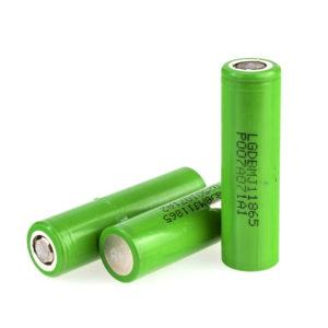 akumulatorki Li-Ion 18650