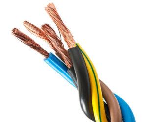 kabel miedziany